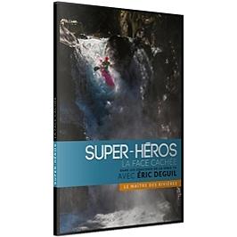 Super héros la face cachée : le maître des rivières, Dvd