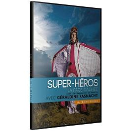 Super héros la face cachée : la femme oiseau, Dvd