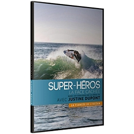 Super héros la face cachée : la fiancée de l'océan, Dvd