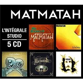 L'intégrale, CD + Box