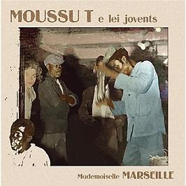 Mademoiselle Marseille, Edition livret 16 pages inclus., CD Digipack