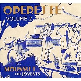 Opérette /vol.2, Edition livret 14 pages inclus.