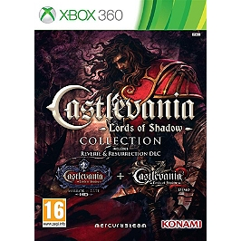 Castlevania : lord of shadows collection (XBOX360)
