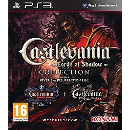 Castlevania : lord of shadows collection - ultimate collection (PS3)
