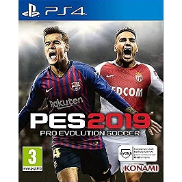 PES 2019 - édition standard (PS4)