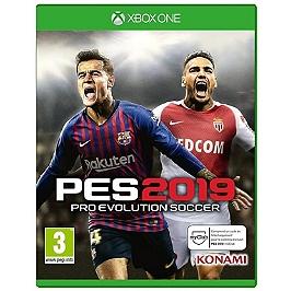 PES 2019 - édition standard (XBOXONE)