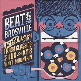 Beat from Badsville vol. 4, CD