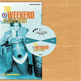The weekend starts here! vol. 2 slow popcorn boppers, Vinyle 33T