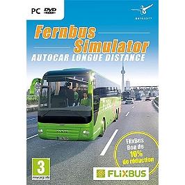 Fernbus simulator: autocar longue distance (PC)