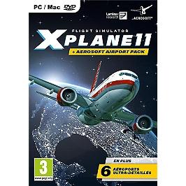 X-plane 11.3 + 2 aéroports (PC)