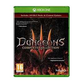 Dungeons 3 - complete (XBOXONE)
