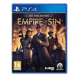 Empire of Sin - édition day one (PS4)
