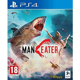 Maneater - édition day one (PS4)