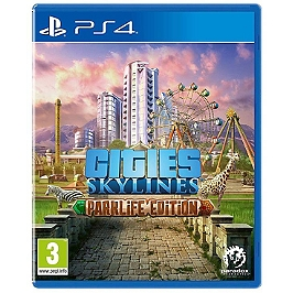 Cities : skyline - park life edition (PS4)