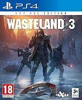 Wasteland 3 - édition day one (PS4)