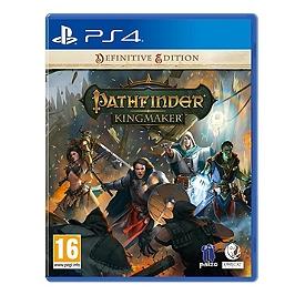 Pathfinder : kingmaker - definitive edition (PS4)