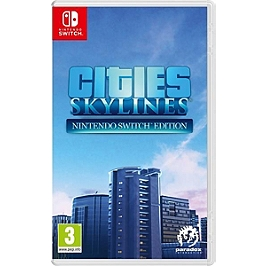Cities skyline (SWITCH)