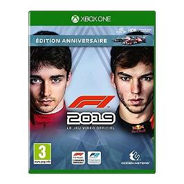 F1 2019 - édition anniversaire (XBOXONE)