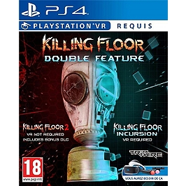 Killing floor 2 double feature (PS4)