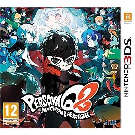 Persona Q2 : new cinema labyrinth (3DS)