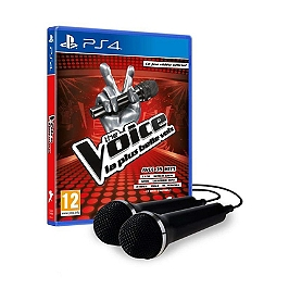 The voice 2019 - 2 micros (PS4)