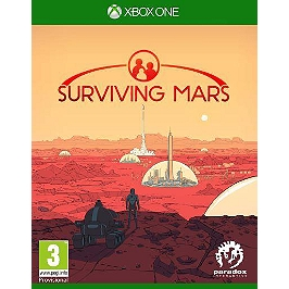 Surviving Mars (XBOXONE)