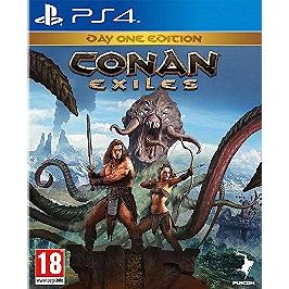 Conan exiles - édition day one (PS4)