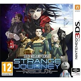Shin megami tensei : strange journey redux (3DS)