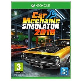 Car mechanic simulator (XBOXONE)