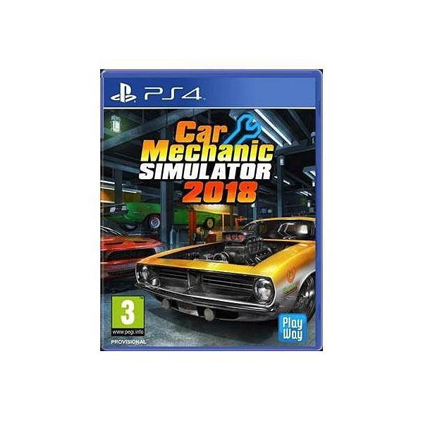 Car Mechanic Simulator Ps4 Sur Playstation 4 Jeux Videos