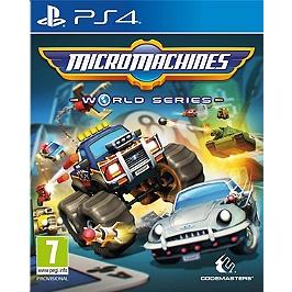 Micro Machines : World Series (PS4)