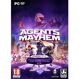 Agent of mayhem - édition day one (PC)