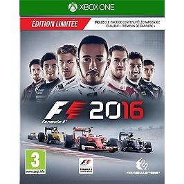 F1 2016 - édition day one (XBOXONE)