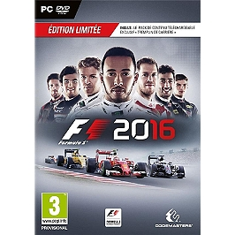 F1 2016 - édition day one (PC)