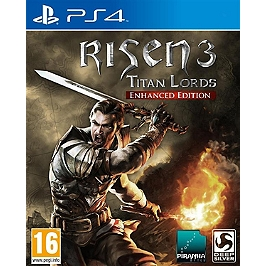 Risen 3 : titan lords - édition enhanced (PS4)