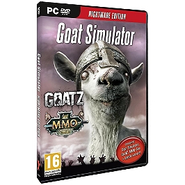 Goat simulator - nightmare edition (PC)