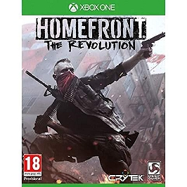 Homefront - the revolution - the first edition (XBOXONE)