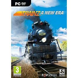 Trainz simulator : a new era (PC)
