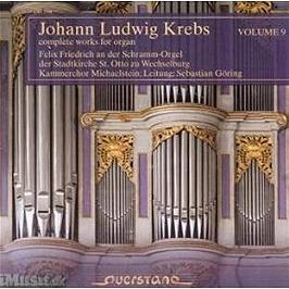 Intégrale des oeuvres pour orgue/vol.9, CD
