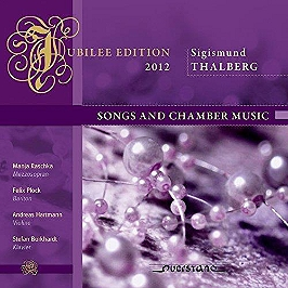 Songs and chamber music, CD