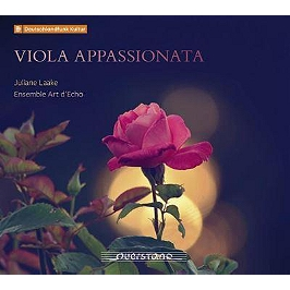 Viola appassionata, CD Digipack