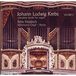 Intégrale des oeuvres d'orgue /vol.2, CD