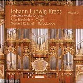 Intégrale des oeuvres d'orgue /vol.3, CD