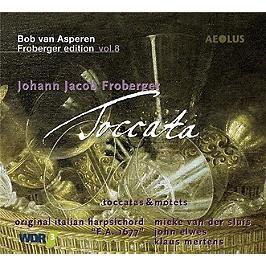 Intégrale Froberger /vol.8, SACD
