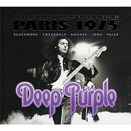 Live in Paris 1975, CD Digipack
