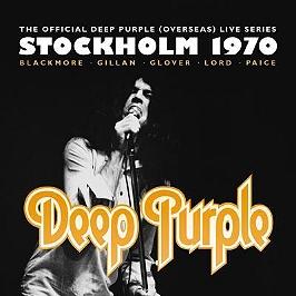 Stockholm 1970, CD + Dvd