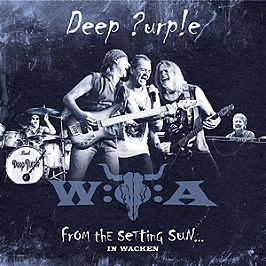 From the setting sun... (in Wacken), CD + Dvd