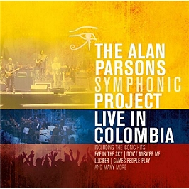 Live in Colombia, CD Digipack