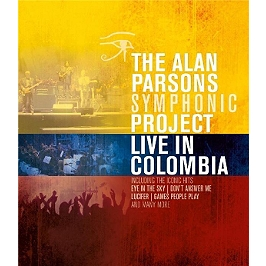 Live in Colombia, Blu-ray Musical