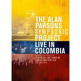 Live in Colombia, édition limitée, Dvd Musical